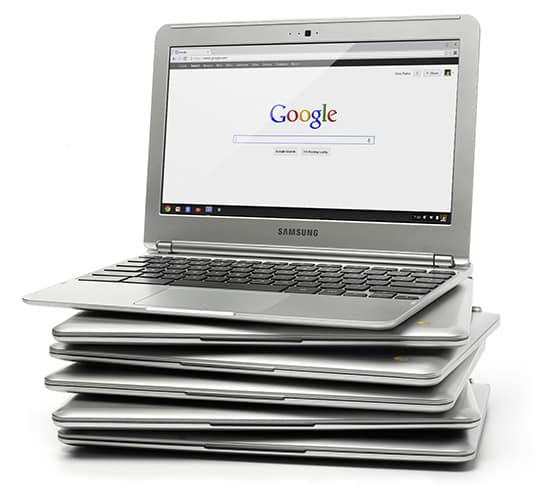 chromebook  Google is Testing Slippy, An Intel Haswell  Processor Based Chromebook