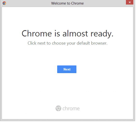 windows 8  Download and Install Chrome App for Windows 8.1