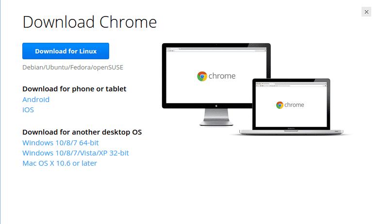 Chrome 64 Windows 10