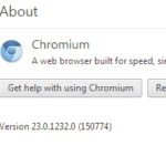 chrome news  Welcome, Chromium 25 Congrats on A Quarter Century!