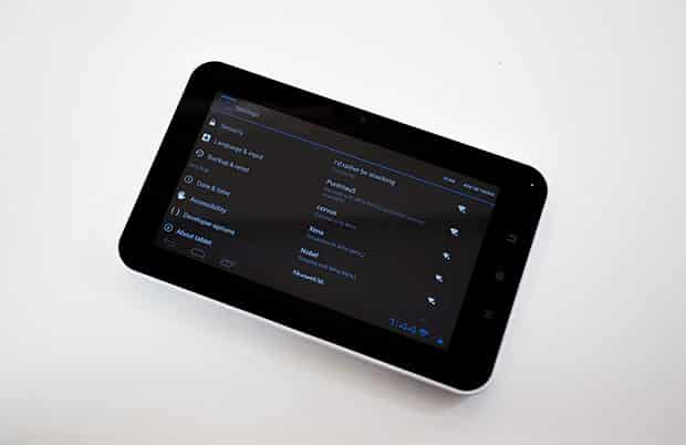 android  Google Chrome Will Run on $35 Aakash 2 Tablet (Ubislate )