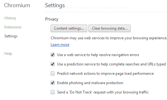 chrome news  How To Enable Do Not Track on Google Chrome