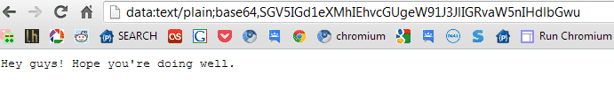 chrome news  Decode Base64 Strings With Google Chrome