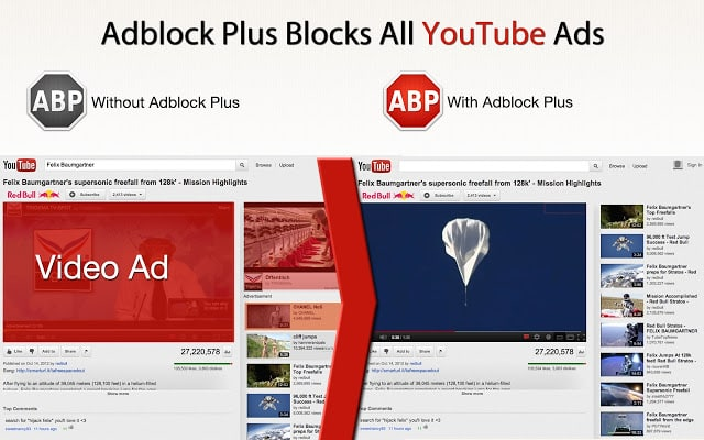 chrome extensions  Adblock Plus for Chrome Out of Beta   Allows Some Ads To Display