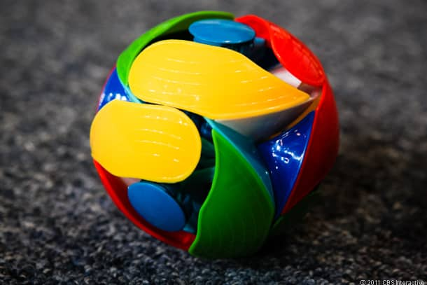 chrome news  Chrome Switch Pitch Ball is Totally Cool!