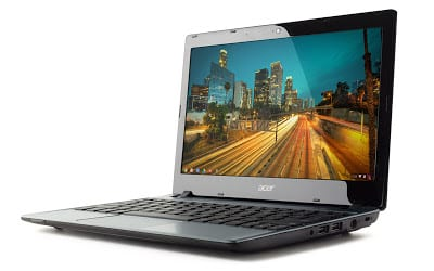chromebook  New Acer Chromebook   $199 Sounds Good To You?