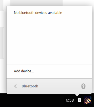 chromebook  Chromebook Bluetooth   How To Add A New Device