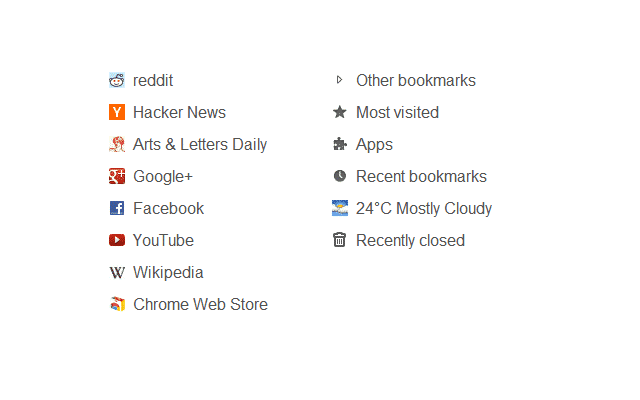chrome extensions  [Extension] Humble New Tab Page Is An Awesome Extension Guys