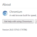 chrome news  Chromium, The 23rd