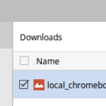 chromebook  Google Drive on Chromebook to get a Trash Folder
