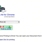 Select Multiple Emails in Gmail and Make A Google Doc or Print to PDF