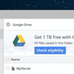 Chrome OS Files App and Google Drive Gets Some Love – Works Way Better Now!