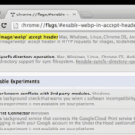 Experimental Flags on chrome://flags Page Gets Permalinks #useful