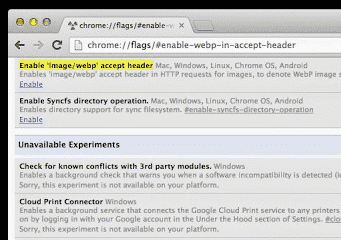 chrome news  Experimental Flags on chrome://flags Page Gets Permalinks #useful