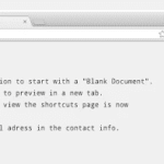 Textdown Is A Simple Text Editor For Chrome – Runs Offline, on a Tab