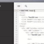 """Text"" – A Simple Text Editor for Chrome and Chrome OS – Runs Offline, and Has Syntax Highlighting"