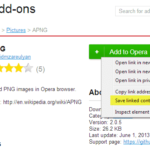How to install Opera Extensions in Google Chrome