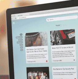 chrome extensions  Onefeed Puts a RSS & Social Feed Reader on your New Tab Page