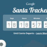 Tracking Santa with Chrome and Chromecast
