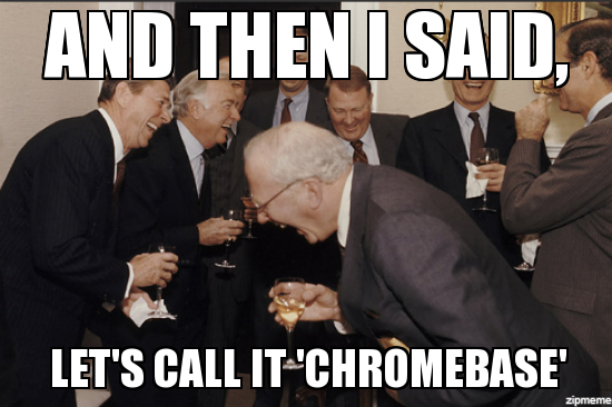 chromebook  Chromebase Google? Seriously? You Couldnt Find A Better Name?