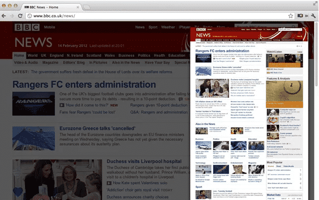 chrome extensions  Blipshot for Chrome Makes Full Page Screenshots with a Single Click