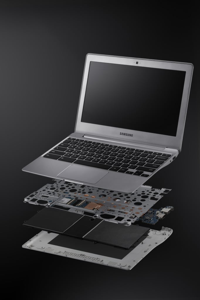 chromebook  The New Samsung Chromebook 2 is Tough, Has Aluminum Reinforcement