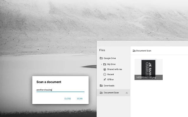 You Can Now Connect Scanner to Chromebooks - Chrome Story