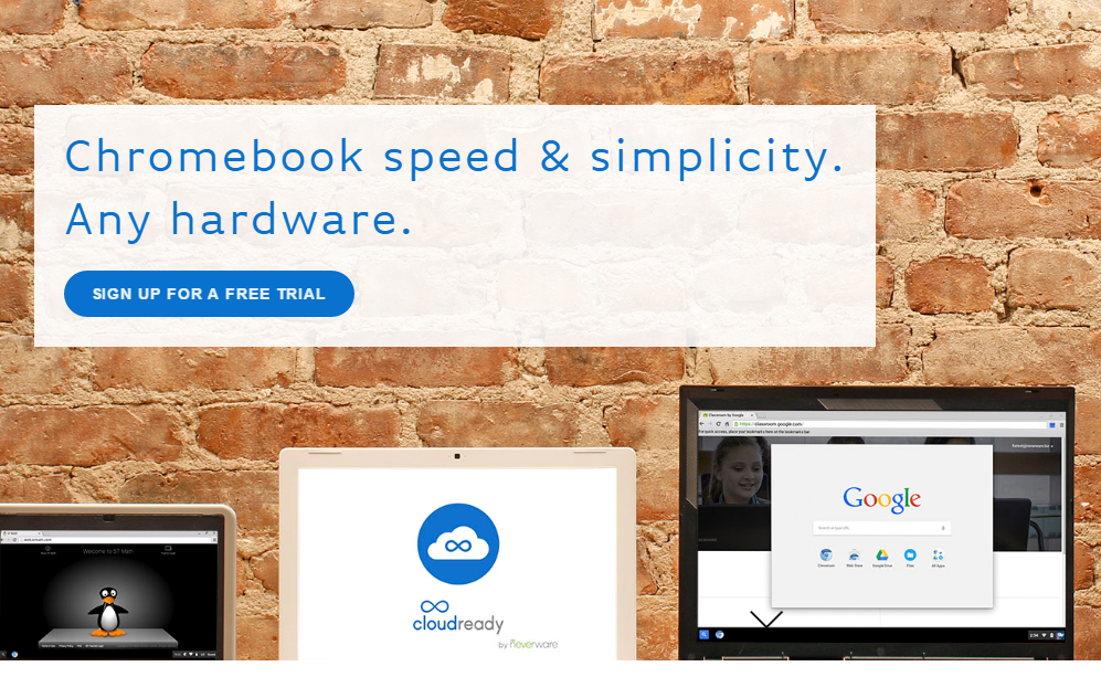 CloudReady is Coming to Your Town to Convert Your Old Laptop into a