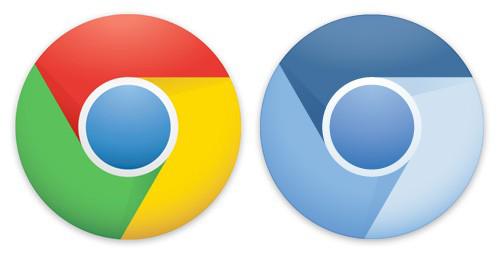 chrome-chromium-logos