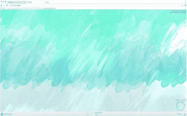 watercolour-chrome-theme