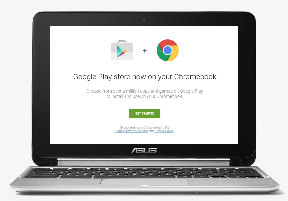 google play store installeren op laptop