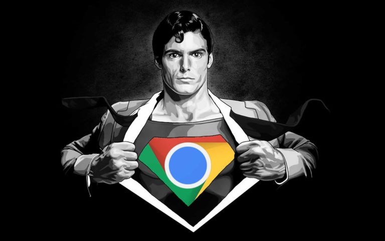 chrome-superman