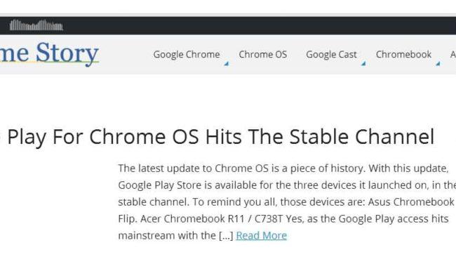 Chrome, Chromecast and Chromebook Resources & Guides