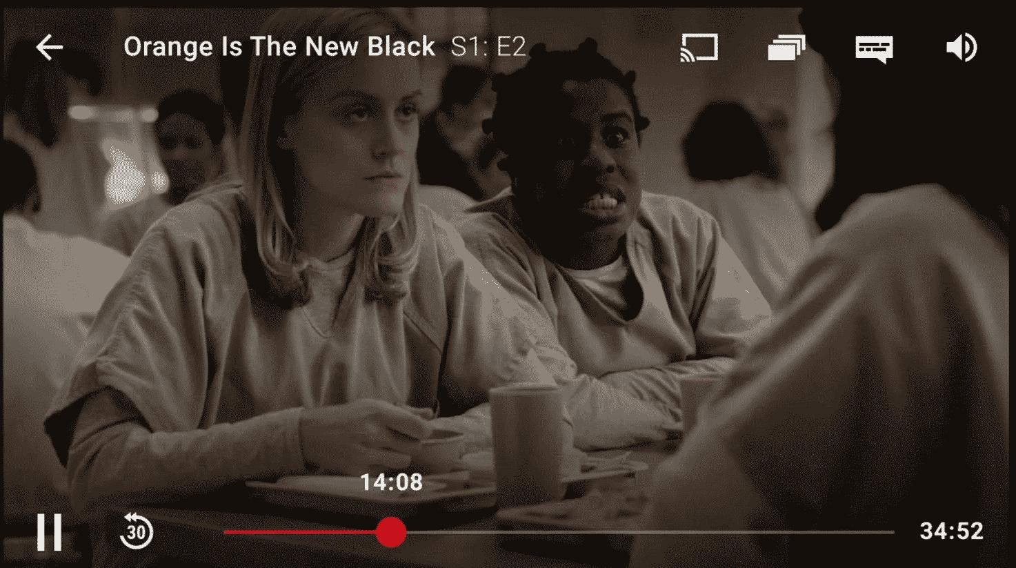 Unable to Cast Netflix To Chromecast - Chrome Story