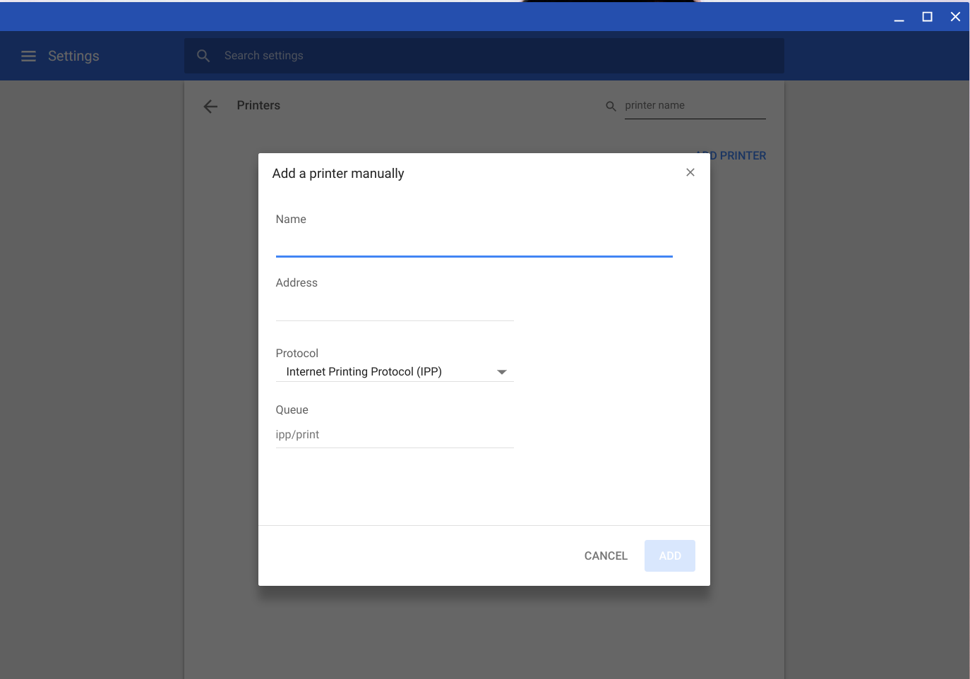 Chromebooks Can Now Print Without Cloud - Chrome Story