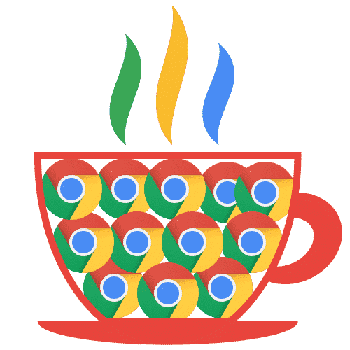 Google Chrome Update Cup
