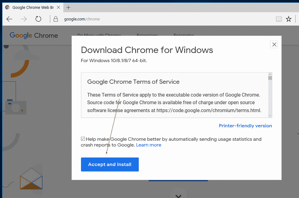 Google Chrome For Windows 10 - A Free Download