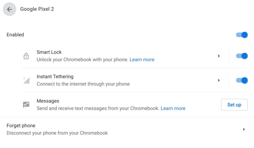 Chrome OS Settings Explained - Chrome Story