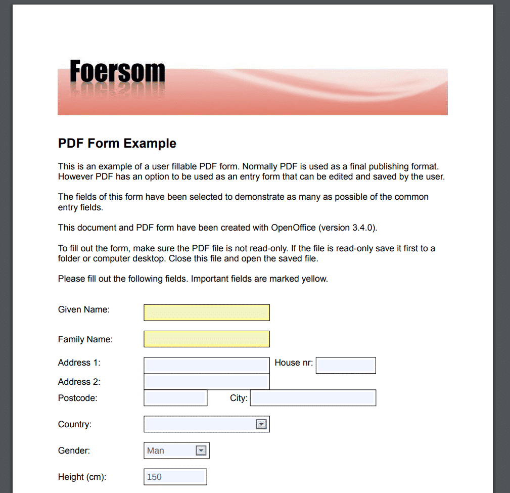 You Can Soon Fill PDF Forms and Save Using Google Chrome