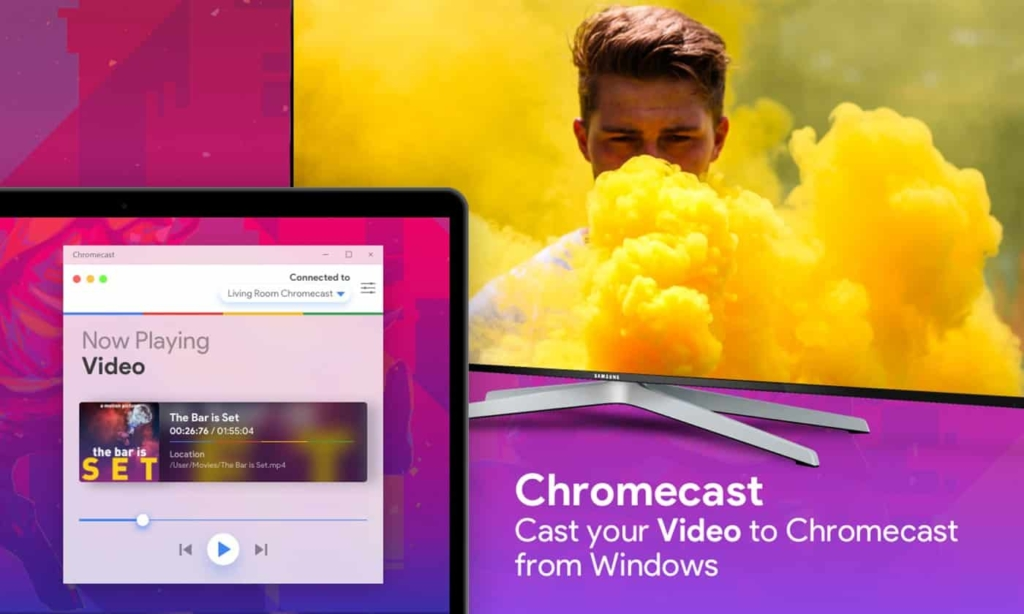 Chromecast Apps for Windows 10 - Chrome Story